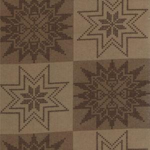 Moda Blackbird Designs Natures Basket HALF Yard Discontinued Line -2721 14 ****