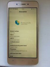 Vivo Y53i 1606 (Crown Gold) Android Touchscreen Smartphone (Thailand)