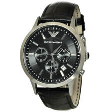 Emporio ARMANI AR2447 Mens Steel Chronograph Watch