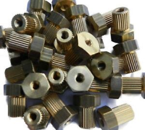 Model Boat Couplings & Inserts Various Sizes for RC Boats 15 different sizes