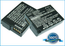 Battery for Panasonic Lumix DMC-GX1SBODY Lumix DMC-G3WT DMW-BLD10 Lumix DMC-G3X