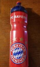 New Bayern Munich Munchen Water drinking bottle squeezable Gatorade soccer drink