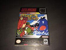 Super Nintendo Yoshi's Island NTSC