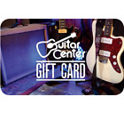 Guitar Center Gift Card - $25 $50 $100 - Email Delivery For Sale