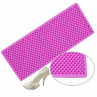 Silicone Cake Mold Pearl Pattern Lace Mat Moulds Fondant Baking Decor Tool