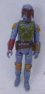 """Boba Fett - Star Wars Vintage 1979 Kenner 3.75"""" Action Figure Hong Kong"""