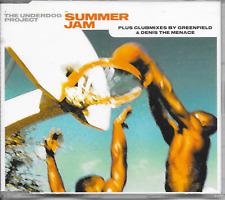 THE UNDERDOG PROJECT - Summer jam CDM 5TR House 2000 (PAELLA) Holland