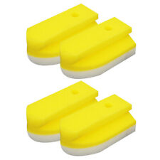 2x 2PK White Magic Eco Eraser Sponge Cleaner Replacements for Bathroom/Shower YL