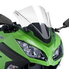 PUIG Racing Windscreen Clear 2013-17 Kawasaki Ninja 300