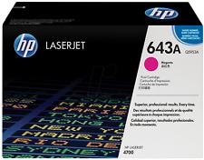 Original HP Toner Q5953A 643A Magenta for HP 4700n NEW B