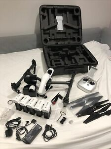 DJI Inspire 1 V2 Camera Drone with X3 Camera and accessories
