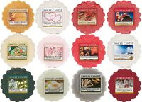 Yankee Candle 10 Christmas / Festive  Tarts / Melts -Free Postage -Fast Dispatch