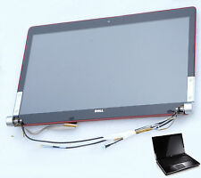 "Dell HD Ready Display 16"" 40,64 cm Studio XPS 16 XPS 1640 1645 1647 ROSSO"