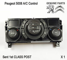 Peugeot 5008 Heating Air Conditioning Control Box Module 6452W6 - New Genuine