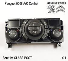 Peugeot 5008 chauffage climatisation boîtier de commande module 6452W6-neuf origine
