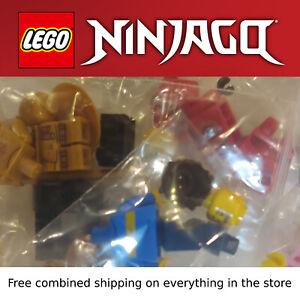 LEGO Ninjago Minifigures: You Choose - Mint Never Assembled
