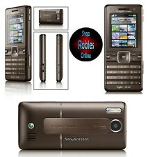 Sony Ericsson K770i Braun (Ohne Simlock) 3G Cybershot 3,2MP Blitz Radio TOP OVP