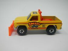 Vintage 1979 Hot Wheels Bywayman Speedy Removal