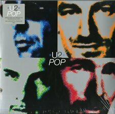 U2 POP (REMASTERED) DOPPIO VINILE LP 180 GRAMMI NUOVO SIGILLATO
