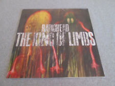 Vinyle LP Radiohead-The King of Limbs/SEALED/NEW