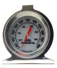 Termómetro de cocina de acero inoxidable, horno para Medidor de Temperatura 300 º C, 600 º F
