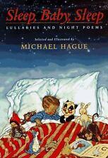 Sleep, Baby, Sleep: Lullabies and Night Poems