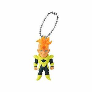 Portachiavi Udm Burst 42 Dragon Ball Swing Keychain Android 16 Original Bandai