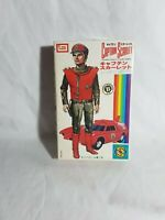 Captain Scarlett Figure Series 1:144 Scale Model Kit IMAI 1980s Aus Seller