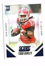 Todd Gurley II, (Rookie) 2015 PANINI score, football card!!!