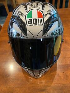 AGV Motorcycle Helmet - Size M