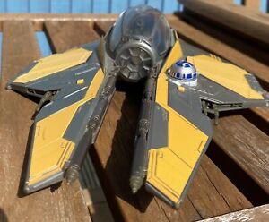 Star Wars Anakin Skywalker Jedi Starfighter 2012 Hasbro