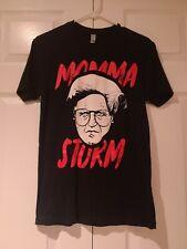 NEW NWA National Wrestling Alliance Tim Storm 'Mama Storm' Shirt, Size Small