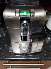 Philips Saeco Syntia HD8838/08 Automatic Espresso Machine - Stainless Steel