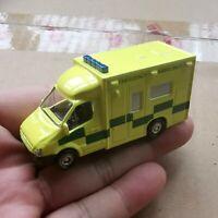 Corgi Toys 1:64 Scale Diecast TY63114 Ambulance Rescue Car Alloy Vehicle Model