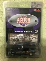 1997 Action JOHN FORCE Brute Force Blue Monza NHRA Funny Car 1/64