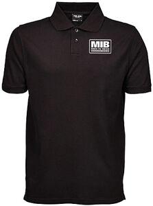 30% SALE MIB -  MEN IN BENZ  Polo-Shirt 100% Baumwoll-Piqué gekämmt Logo Flock