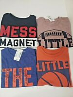 Lot Of 4 The Children's Place TCP 3T Toddler Boys Shirts Long Sleeve NEW