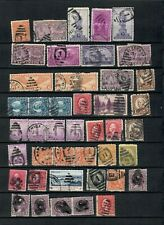 USA America Collection of Postal used Classic unchecked STAMPS  LOT (US 500)