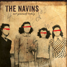 The Navins - Not Yourself Today [New CD]