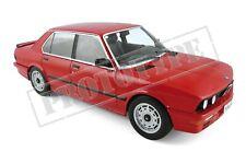 BMW M535i 1986 rot 1:18 Norev 183262 neu & OVP