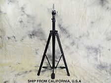Cosmetology Mannequin Tripod For Training Head Doll Stand Holder & Carry Bag