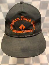 Effingham Truck Sales INTERNATIONAL Vintage Snapback Adult Cap Hat