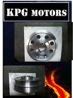 NEW LIGHT WEIGHT MAIN PULLEY - KPG MOTORS for Mitsubishi CE LANCER / Mirage