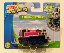 Fisher Price | Thomas And Friends Adventures | Ashima | Die-cast Metal Engine