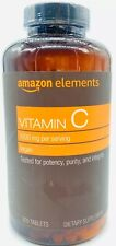Amazon Elements Vitamin C Dietary Supplement - 1000 mg 300 Tablets