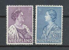 Nederland  265 - 266 ongebruikt