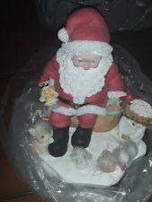 Santa's Kingdom Dreamsicles 4th Ed Christmas 1995 Kristin Cast Art Ind. Dx250