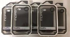 LOT of 5 Incipio Dual Pro Slim Hard Cases For iPhone 5C 5 C Black - NEW