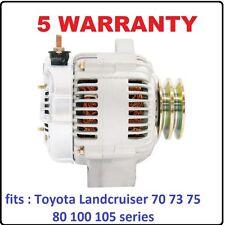 Alternator for Toyota Landcruiser HZJ80 eng. 1HZ 4.2L Diesel 90-98