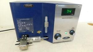 Harvard Apparatus 683 Small Animal Rodent Ventilator Catalog # 55-0000